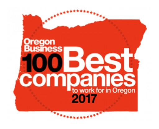 Oregon Business Magazine Names ACHS #6 of 100 Best Companies to Work for in Oregon